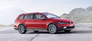 VW Golf SportWagen Alltrack
