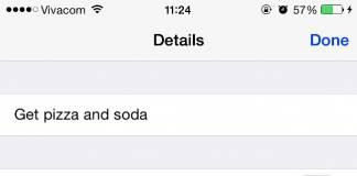 location Reminders Iphone