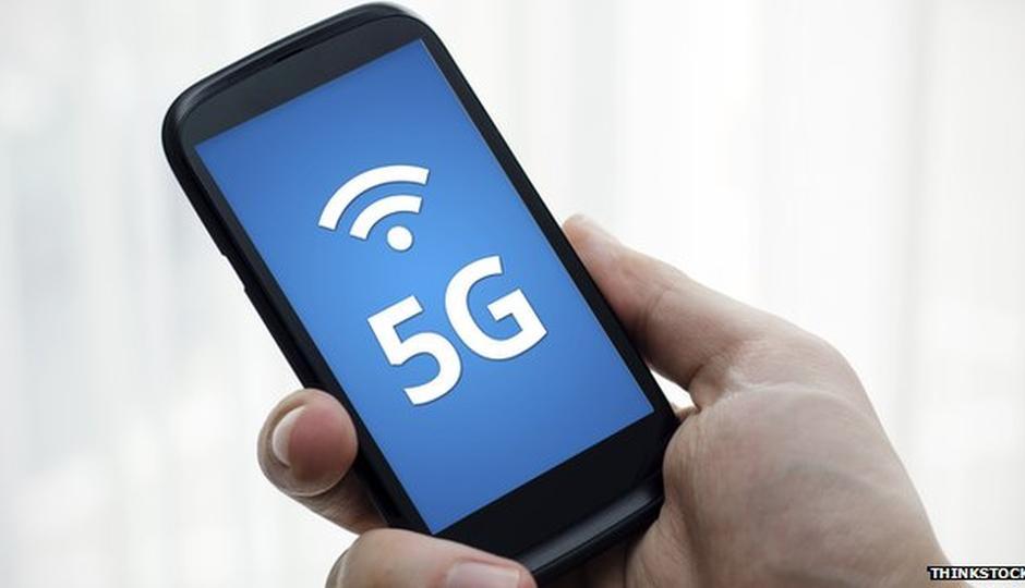 5G Internet services