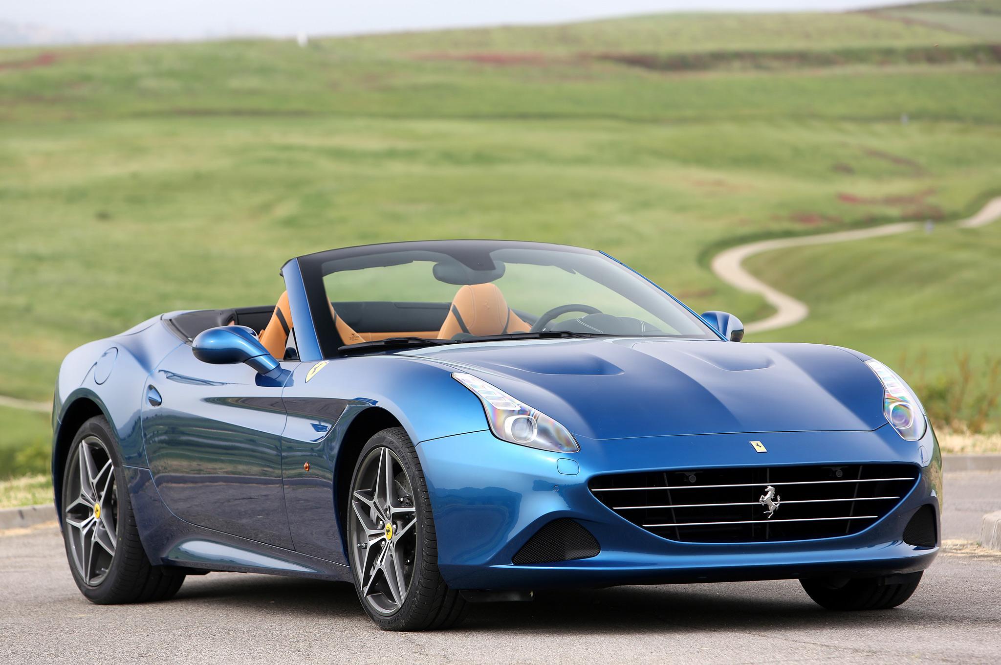 Ferrari California T 2015 -- Specifications, Price and Release