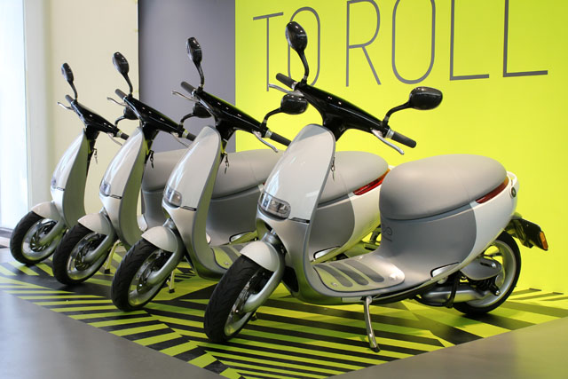 Gogoro Smartscooter Specifications Price And Details