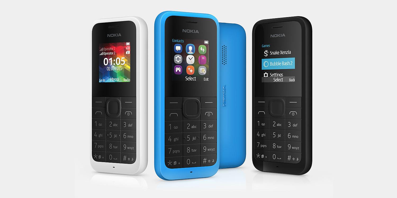 Nokia 105 And 105 Dual SIM