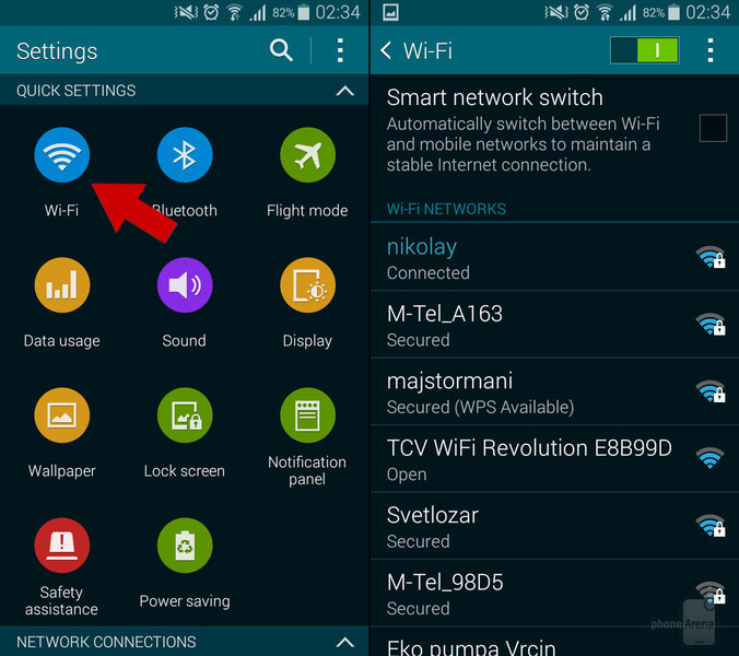 Proxy Server Right on Your Android
