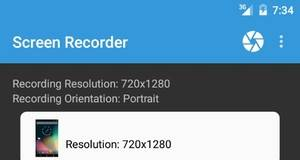 Record On Screen Activities on Un-rooted Android Devices