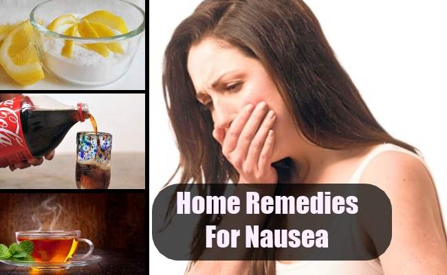 How to Remedy Nausea