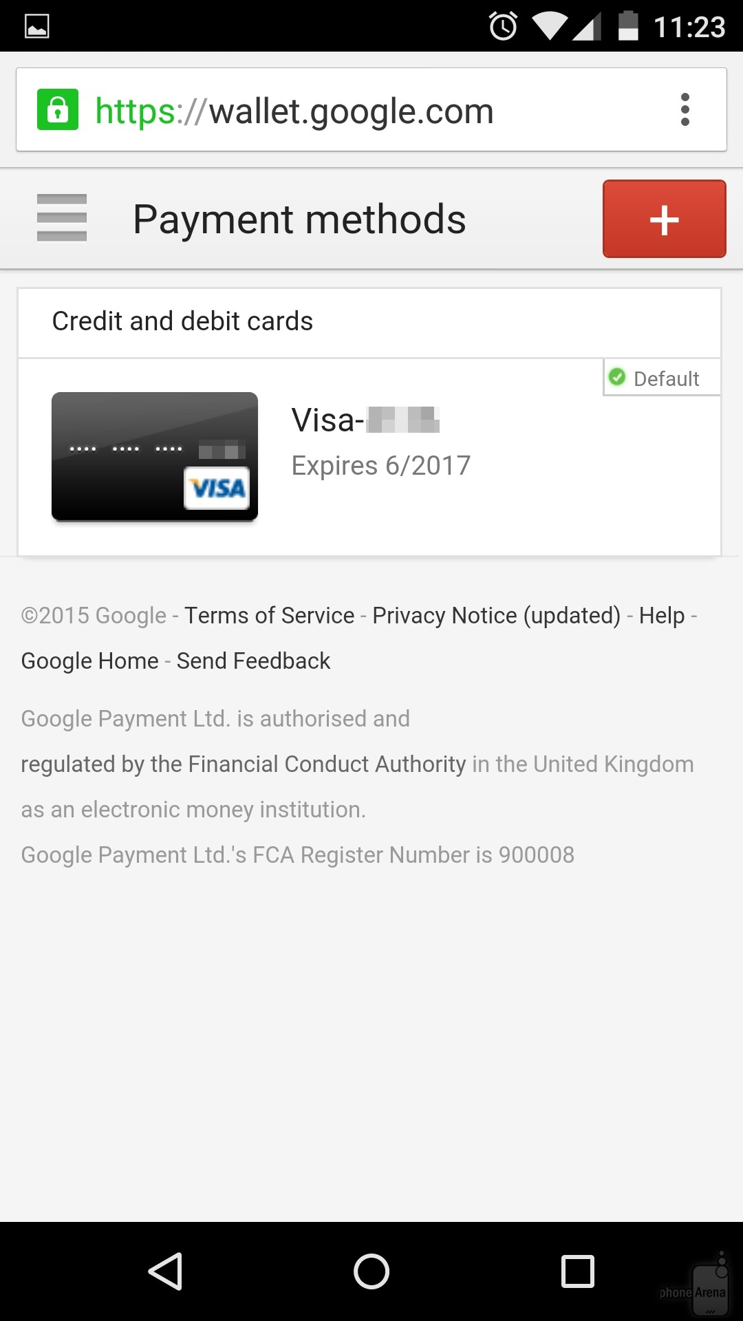 How to Change Google Play Payment Method
