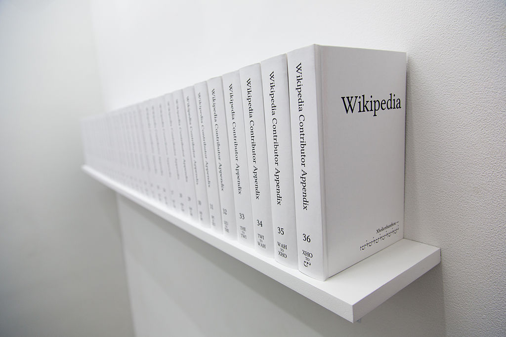 Wikipedia Is Now Available As A Printed Book