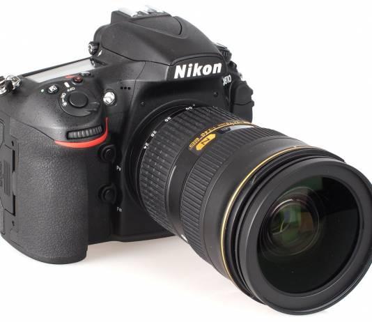 Nikon D810 DSLR