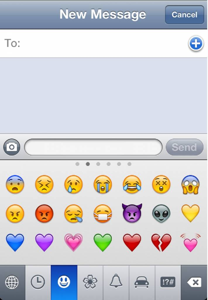 Add Emoji Keyboard in Your iPhone