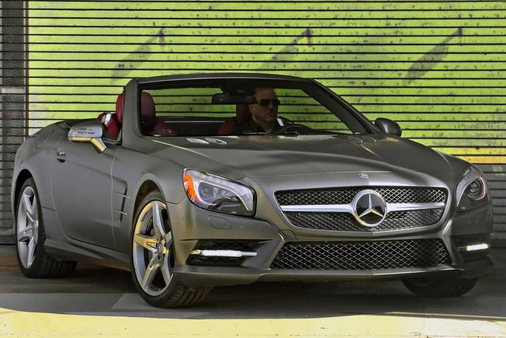 Mercedes Benz SL400 2015