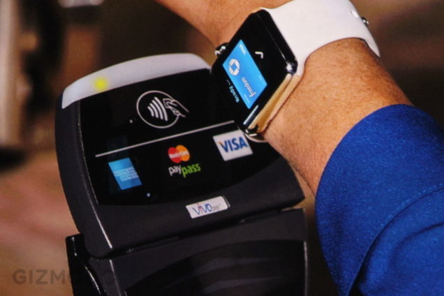 Apple Pay with Your Apple Watch