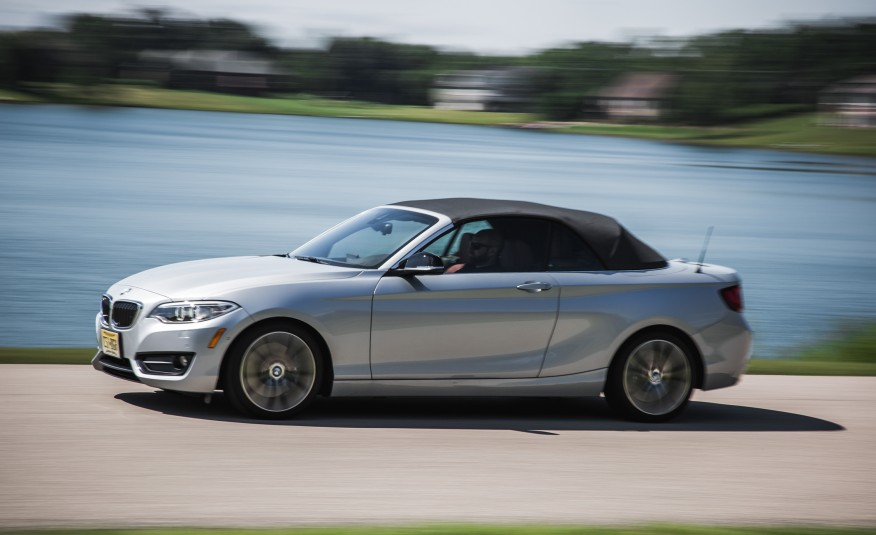 BMW 228i Convertible 2015