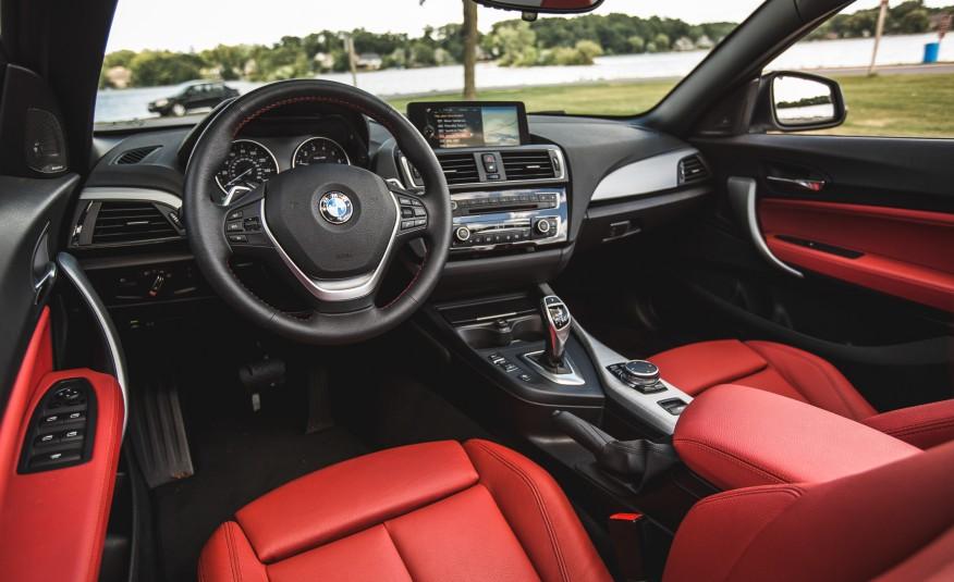 BMW 228i Convertible 2015