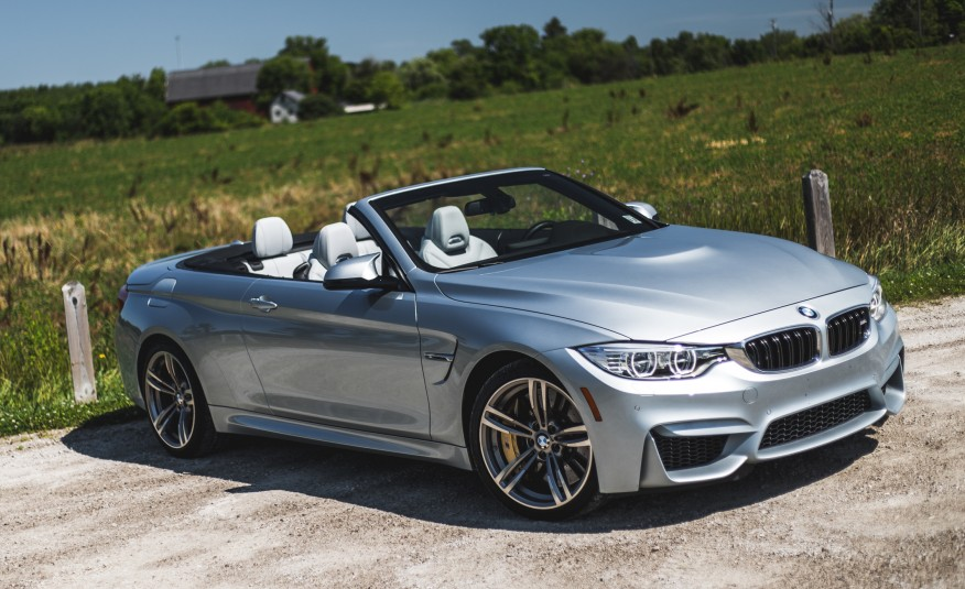 Bmw M4 Convertible 2015 Compelling And High