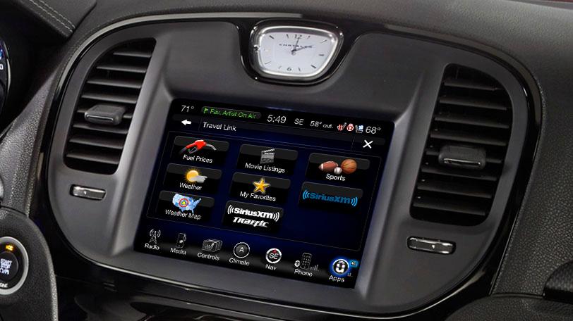 Chrysler 300 V8 2015