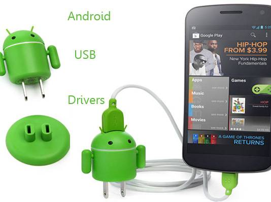 Create An Android USB Drive