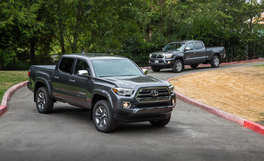 toyota tacoma 2016 specifications price and release. Black Bedroom Furniture Sets. Home Design Ideas