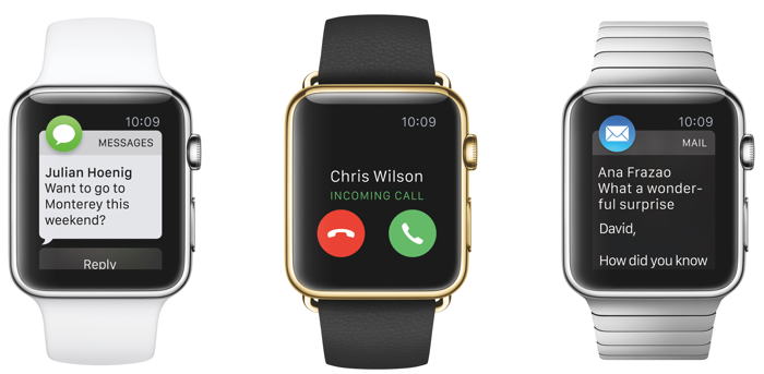 Transfer Calls from your Apple Watch to Your iPhone Device