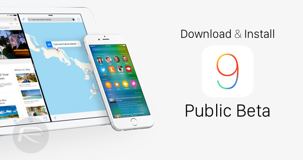 Install iOS 9 to Your Compatible iPhone Device