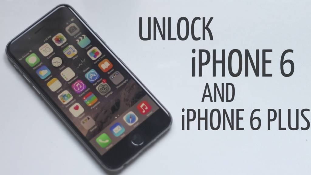Unlock your iPhone 6s or 6s Plus