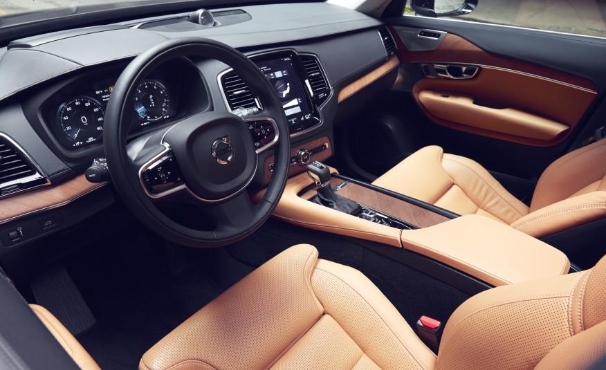 Volvo XC90 T6 AWD 2016