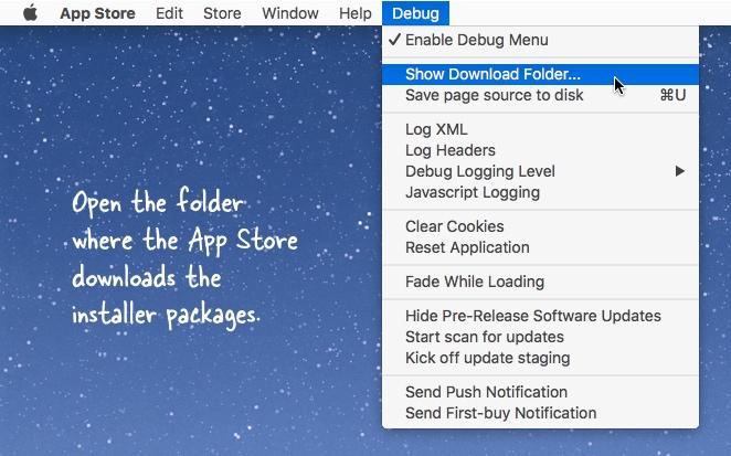 Mac Updates