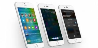 iOS 9 to iOS 8.4.1