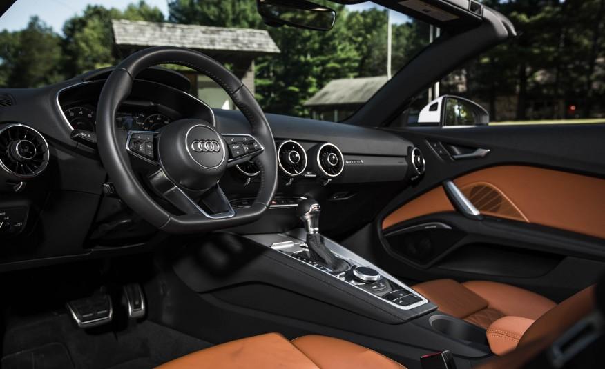 Audi TT Roadster 2016