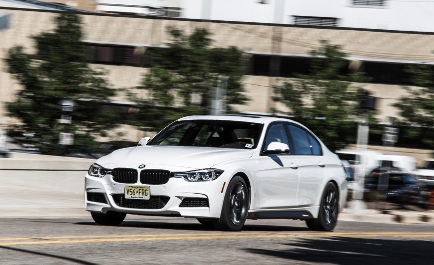 BMW 328i Automatic 2016