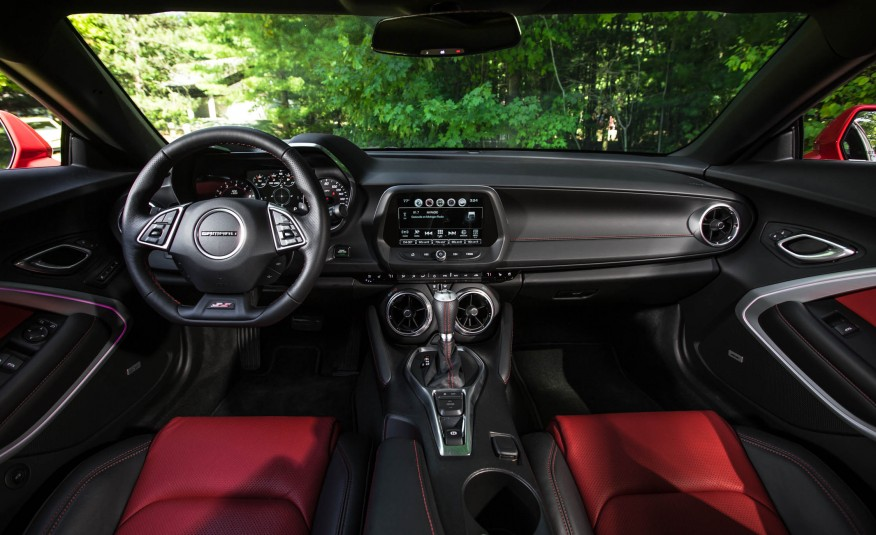 Chevrolet Camaro SS Automatic