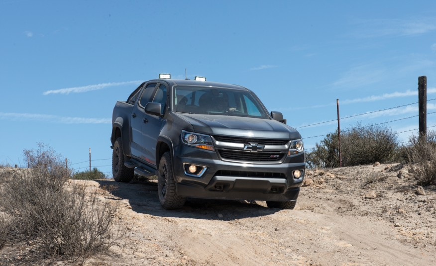 Chevrolet Colorado Diesel 2016