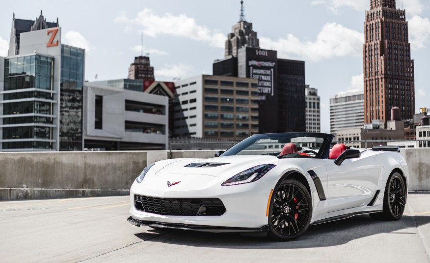 Chevrolet Corvette Z06 Convertible 2015