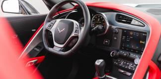 Chevrolet Corvette Z06 Convertible 2015