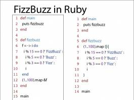 Fizz Buzz Test in Ruby