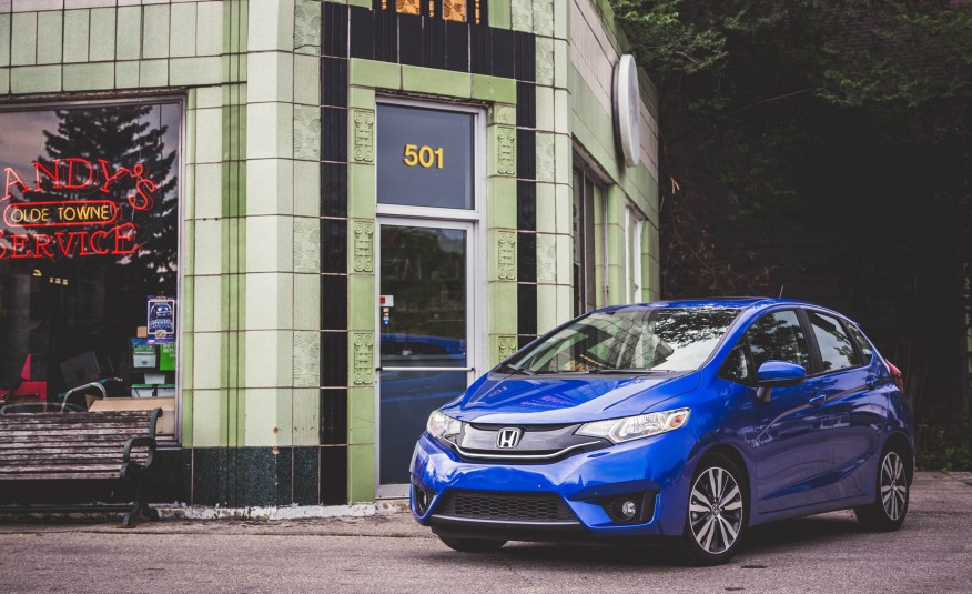 What is the miles per gallon on a honda fit 2015 autos post