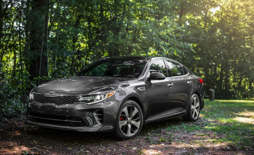Kia Optima SX 2.0T 2016