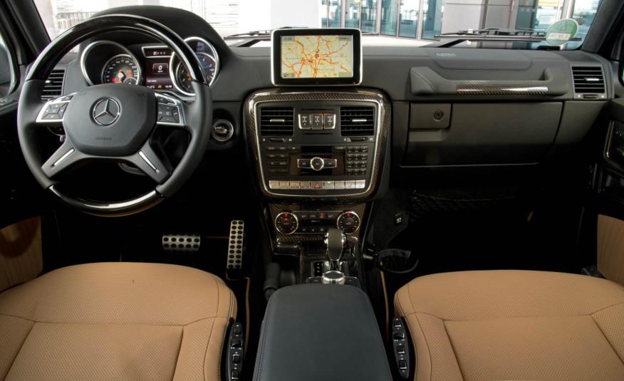Mercedes Benz G550 2016