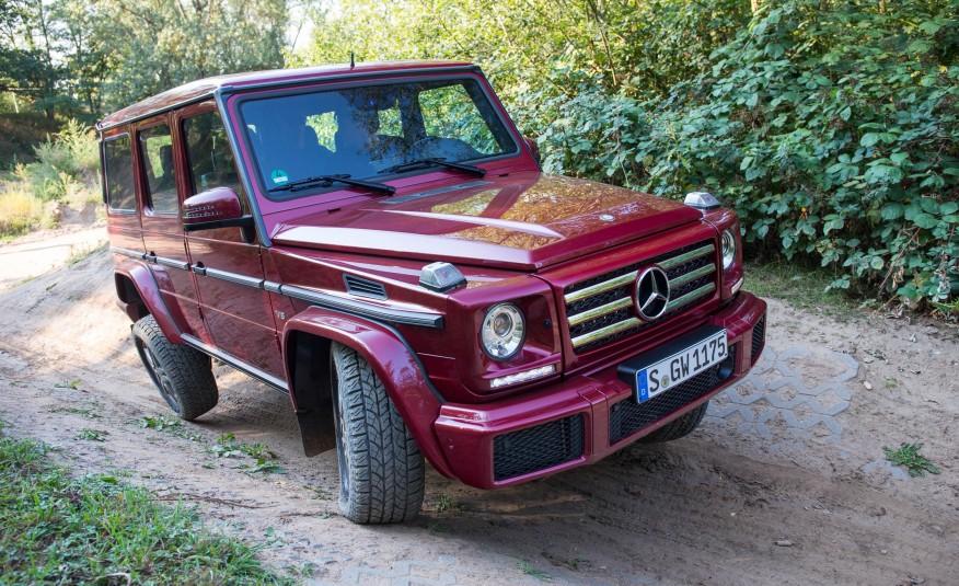 Mercedes Benz G550 201