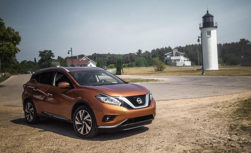 Nissan Murano Platinum