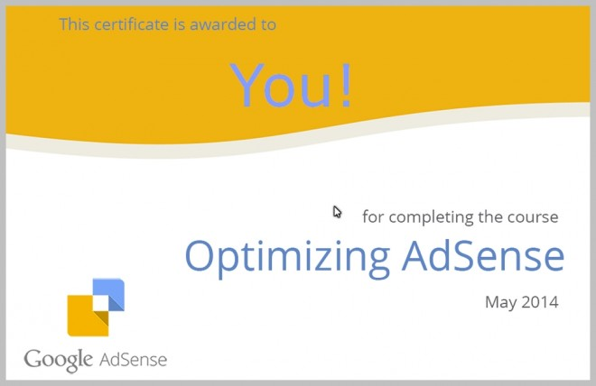 Optimize Google AdSense on Your Web