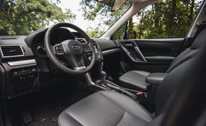 Subaru Forester 2.0XT 2016