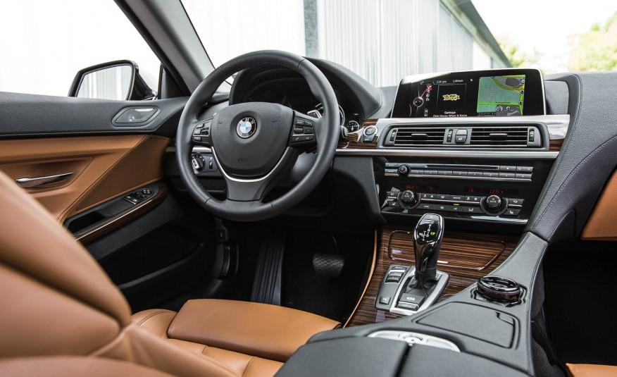 BMW 650i Coupe 2016