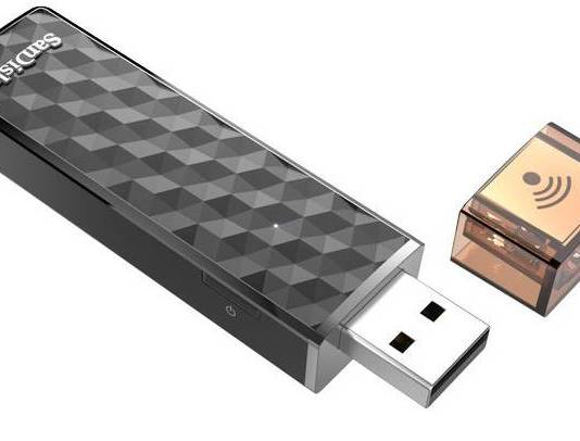 Expand Your Phone Storage through Sandisk Wireless USB Stick