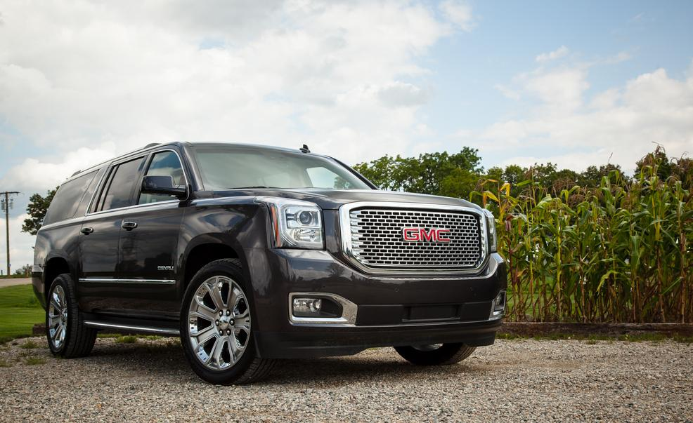 gmc yukon xl denali 4wd 2015 specifications price and release. Black Bedroom Furniture Sets. Home Design Ideas