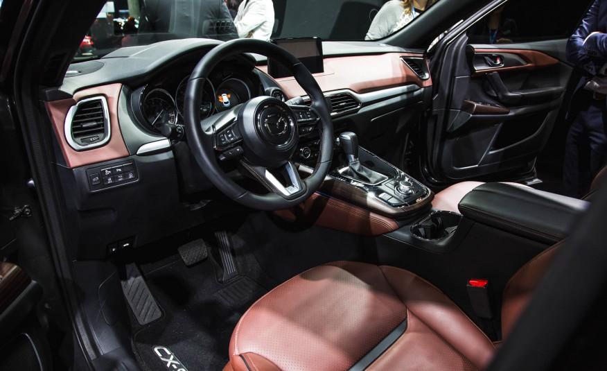 Mazda CX 9 2016