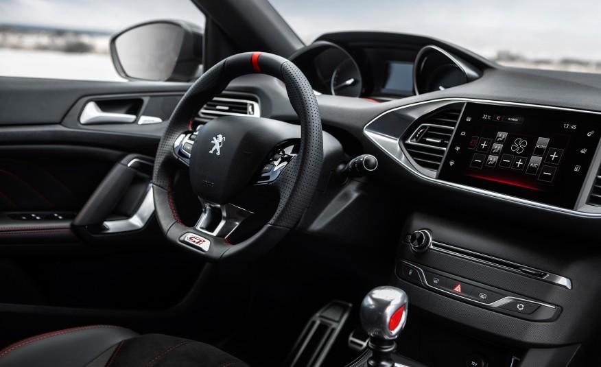 Peugeot 308 GTi 270 2016