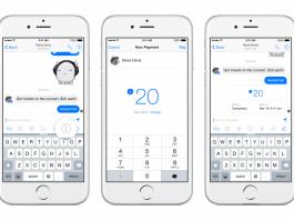 Send or Receive Money Using Facebook Messenger
