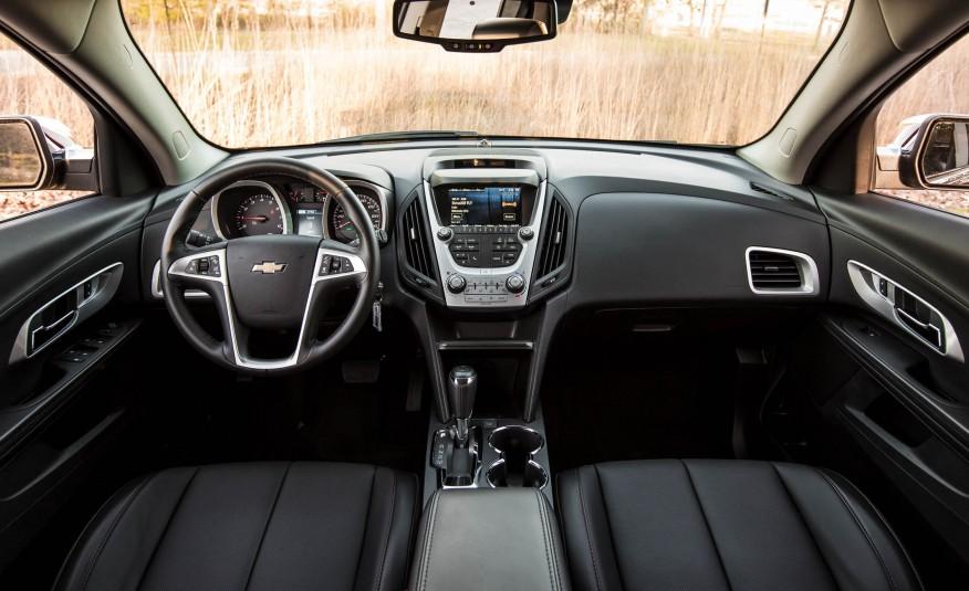 Chevrolet Equinox 2.4L AWD 2016