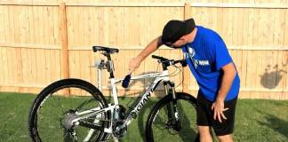 Clean Your Own Mountain Bike