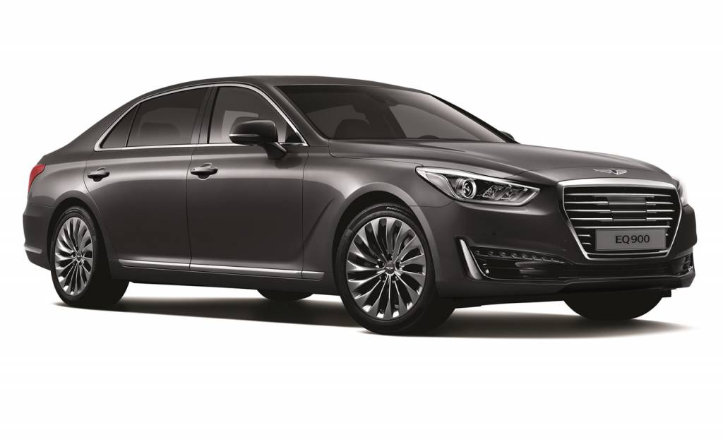 Hyundai G90 Sedan 2017 – The Genesis of a New Series